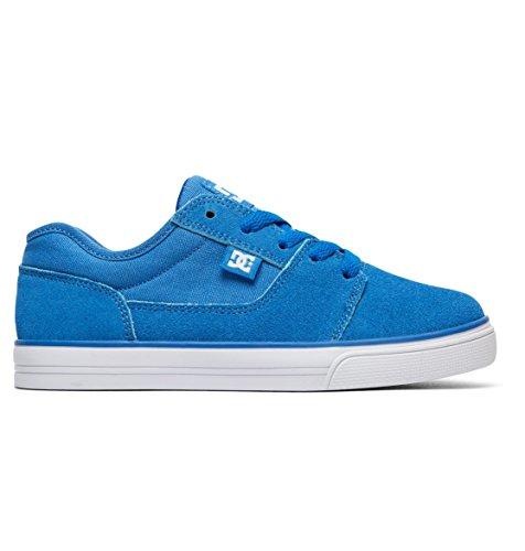 Boy Blu Blue Shoes Ginnastica Scarpe Dc Da Bassa Tonik wqvHW