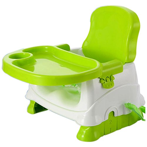 Deliababy Folding Dining Chair (Green)