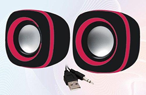 Quantum Mini Speaker (Red)
