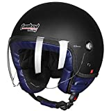 Tank Racing Moto Motorradhelm Off-Road Half Face Baumwolle Liner Motorradhelme Motocross Schutzkappen XXL
