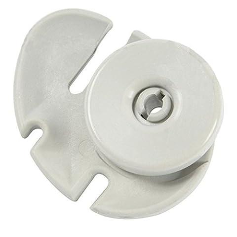 Electrolux Dishwasher Lower Left Hand Rear Basket Wheel Castor