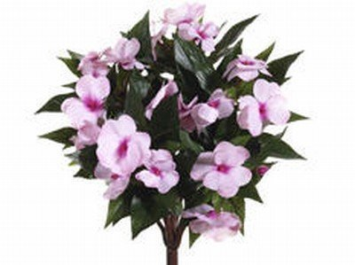 allstate-fbi633-pk-lt-137-in-guinea-impatiens-bushes-pink-light-case-of-6-by-silk-decor