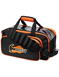 Bowlingball Bolsa Martillo Double Tote Naranja/Black