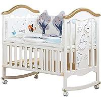 Babybett Babybett Massivholz Multifunktionsbett Kinderbett Europäisches Kinderbett preisvergleich bei kleinkindspielzeugpreise.eu