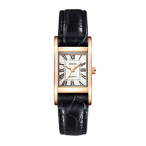 Orologio femminile retrò Piazza/Guarda gli amanti della moda studente/Lista dei orologio al quarzo da polso neutro-G