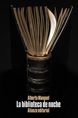 Portada del libro La biblioteca de noche (El Libro De Bolsillo - Humanidades)