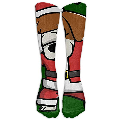 Athletic Softball-sweatshirt (REordernow Dabbing Beagle Ugly Christmas Sweater Athletic Tube Stockings Women Men Classics Knee High Socks Sport Long Sock One Size Socken)