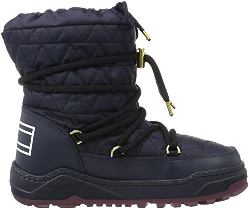 Tommy Hilfiger Boot »W1285ANDA 6D«, blau, MIDNIGHT