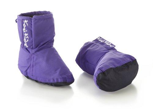 Kozi kidz rain boots aC11092608 Violet - Violett - Dark Lilac
