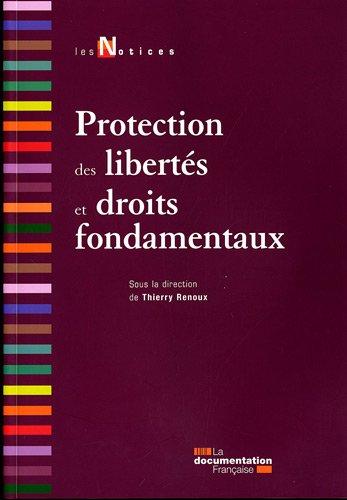 Protection des libertés et droits fondamentaux, 2e édition