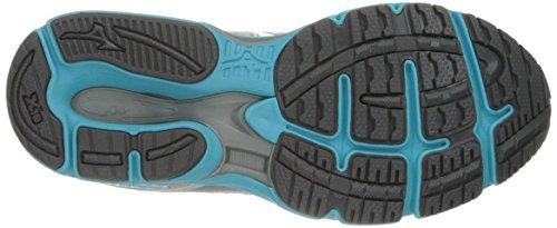 Mizuno Wave Legend 4 Maschenweite Laufschuh Blue/White/Silver