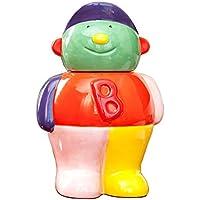 Preisvergleich für Unbekannt TIAMO Home Store Kinder sparen Geld Topf Handgemalte Keramik Kreative Nette Karikatur Münze Piggy Bank Geburtstag Geschenk