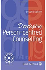 Developing Person-Centred Counselling (Developing Counselling series) Paperback