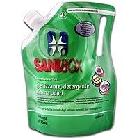 Sanibox Detergente Concentrato Elimina Odori Profumato Pino Silvestre 1 Litro