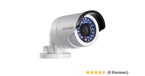 Hikvision DS-2CD2032-I 2-Line Outdoor Mini Bullet Fixed