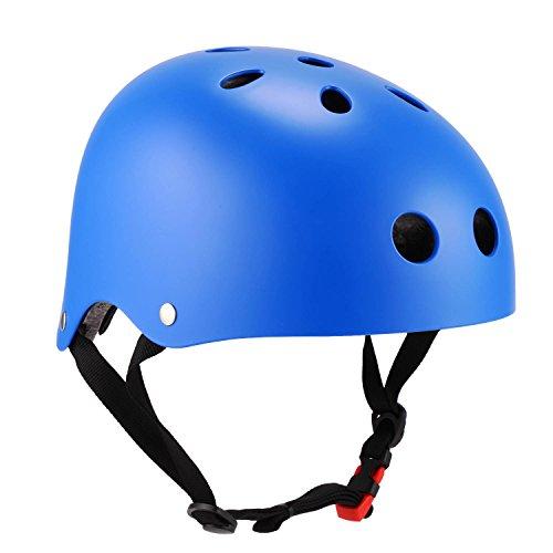 Die Speedrid Fahrradhelm Kinder Blau im Vergleich