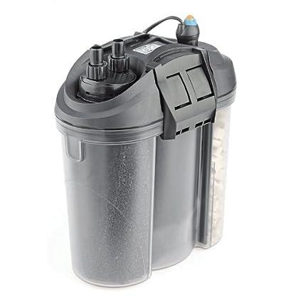 Eden External Aquarium Filter With Water Heater 511-100w (100 Litres) 1