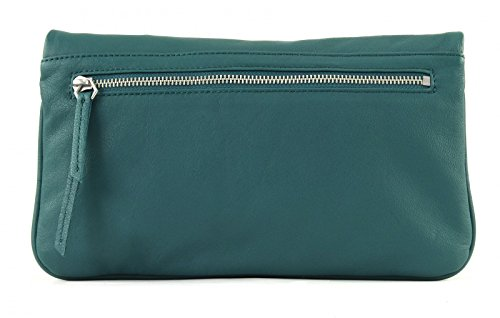 Liebeskind Berlin - Aloe7 Vintag, Borse a tracolla Donna Verde (Moss Green)