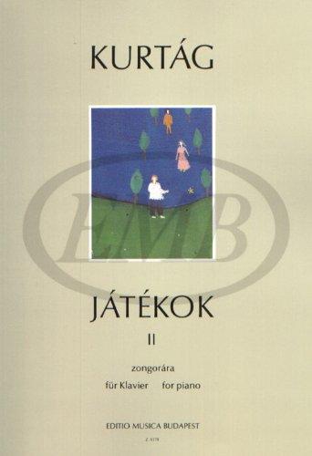Jatekok - Games - Spiele 2 Piano