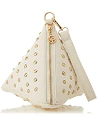Lino Perros Women's Clutch (White)