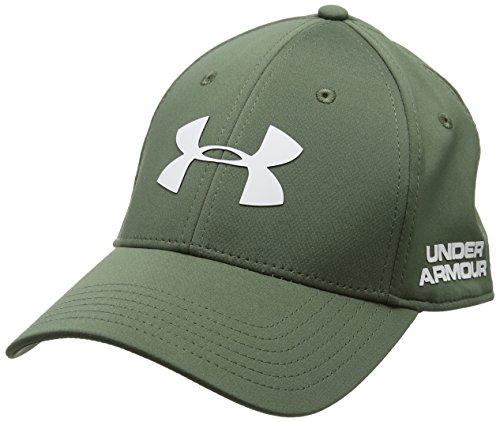 under-armour-mens-ua-golf-headline-cap-gorra-de-beisbol-hombre-verde-downtown-green-m-l
