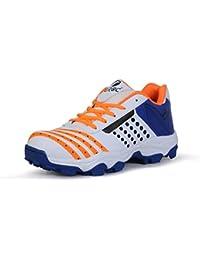 Feroc Men's PU Cricket Shoes
