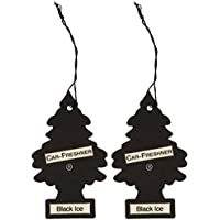 2-pack Car Freshner Little Tree - Black