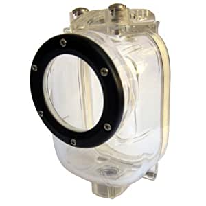 Liquid Image 750 Ego Series Mountable Camera Waterproof Case (Clear) Consumer Portable Electronics/Gadgets