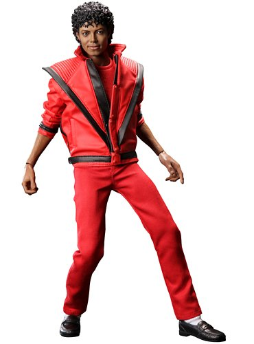 Microcomputer 1/6 scale figure Michael Jackson Thriller edition (japan import)