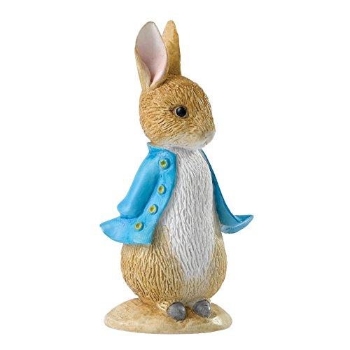 Beatrix Potter Peter Rabbit Mini Figura Decorativa
