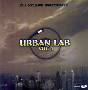 Urban Lab Vol.1 Urban Lab