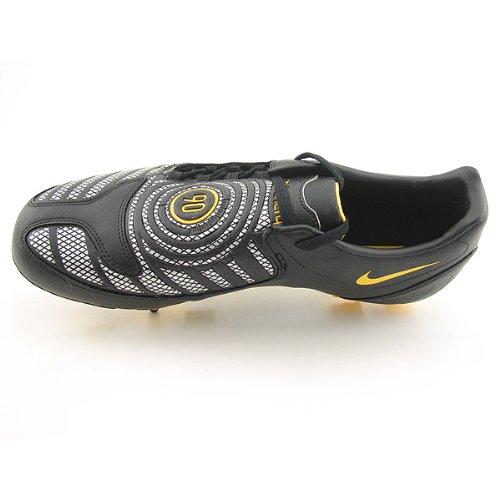 Nike - Total 90 Shoot, Scarpe da calcio Uomo black-white-university red (897998-011)