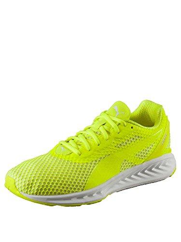 Puma sneakers ignite 3 giallo fluo 189449-04 - 44.5, giallo