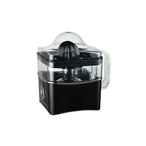 Camry CR-4001 Exprimidor, 40 W, 22 W, 0.9 litros, 0 Decibeles, PU, Negro