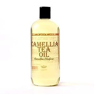 Olio di Camelia (Olio di Semi del Tè) - 1000ml - Puro al 100%