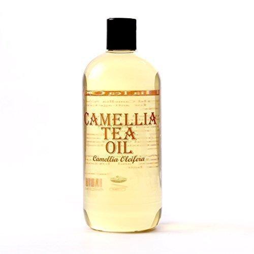 Mystic Moments - Aceite de Transporte de té Camellia – 1 litro –