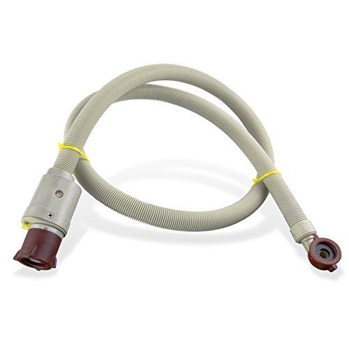 Stabilo-Sanitaer Sicherheits Zulaufschlauch 3/ 4 Zoll 2m Anschlußschlauch Schlauch Waschmaschine Aquastop Platzsicherung Zulaufstop Wasserstop