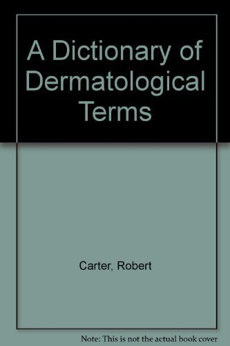 A Dictionary of Dermatologic Terms (1992-04-01)