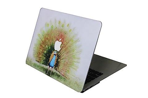 Aomo bunte Muster Laptop Hard Shell Kunststoff Shell Fall Bucht