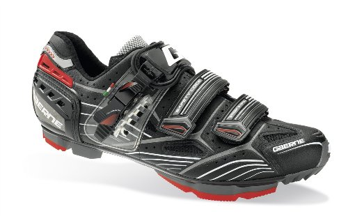 Chaussures GAERNE Carbon G.Olympia SPD cyclisme, Gaerne Gamme: 42; Gaerne Farbe (+ Taille!): Noir Plus