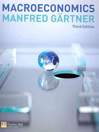 [(Macroeconomics)] [By (author) Manfred Gärtner] published on (August, 2009)
