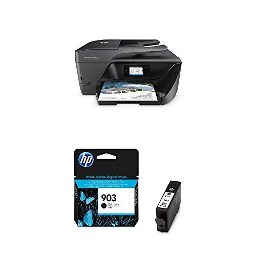 HP OfficeJet Pro 6970 All-in-One Tinten-Multifunktionsdrucker Schwarz  + HP 903 Schwarz -