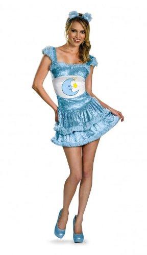 Care Bears Sassy Bedtime Bear Adult Costume - Medium