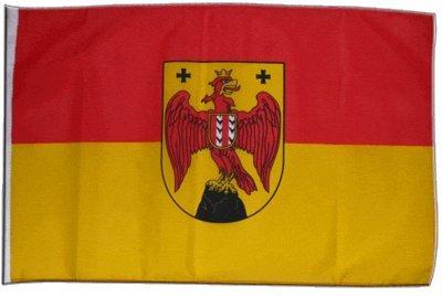 Fahne Flagge Österreich Burgenland 30 x 45 cm