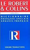 le robert et collins dictionnaire fran?ais anglais