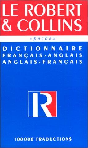 Le Robert et Collins - Dictionnaire français-anglais - par COLLECTIF