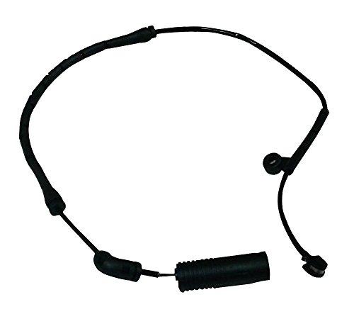 Aerzetix - Sensore contatto spia usura delle pastiglie dei freni anteriori per auto .