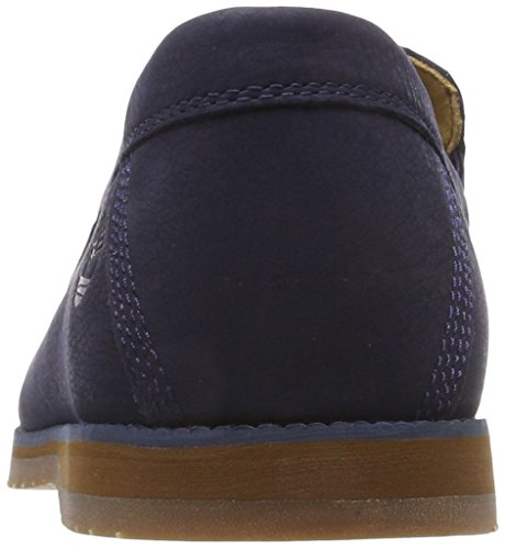 Timberland Bluffton Venetian, Sneaker Infilare Uomo Blu (Black Iris Flamenco 019)