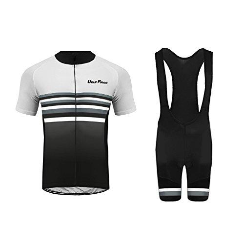 Uglyfrog #02 Designs Bike Wear Jersey Ciclismo Maillot