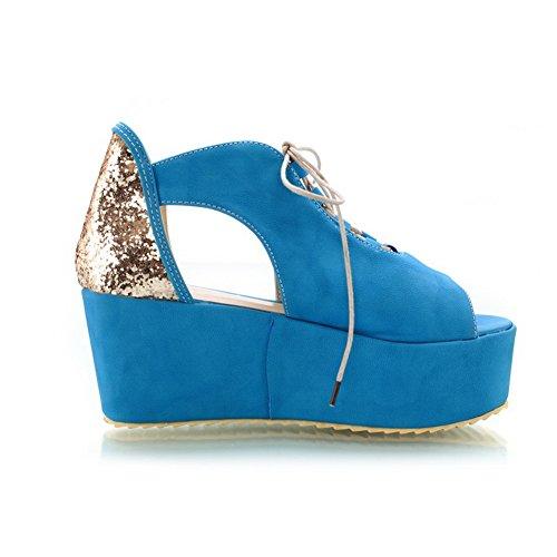Adee, Sandali donna Blu